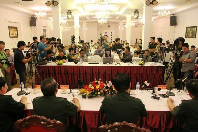 Bộ Quốc phòng trả lời về phát biểu của tướng Lê Chiêm - Ảnh 1.