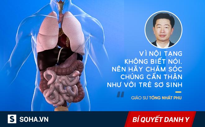 """Gan, phổi, dạ dày nhiễm độc: Danh y chỉ các dấu hiệu và cách thải độc ai cũng nên """"bỏ túi"""""""
