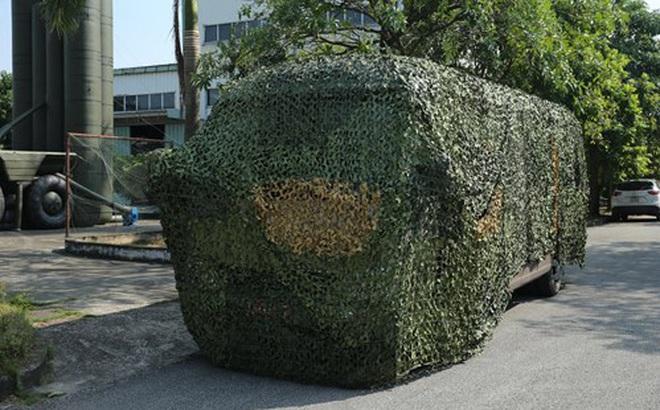 Thành công mới trong phát triển sản phẩm lưới ngụy trang