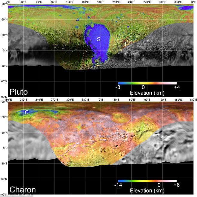 NASA lần đầu công bố bề mặt dị thường của hành tinh xa nhất trong Hệ Mặt trời - Ảnh 5.