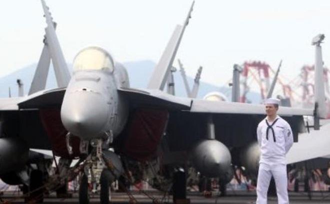 Mỹ tăng mạnh chi tiêu quân sự và bán vũ khí cho Đài Loan