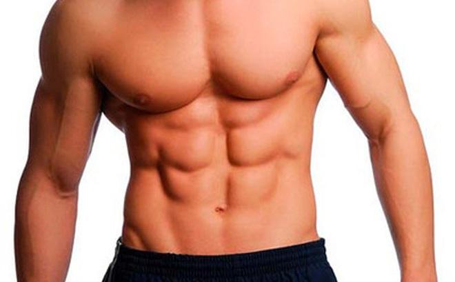 Mỗi ngày tập động tác này 8 phút, 1 tháng sau bạn sẽ thấy cơ bụng 6 múi tuyệt đẹp của mình