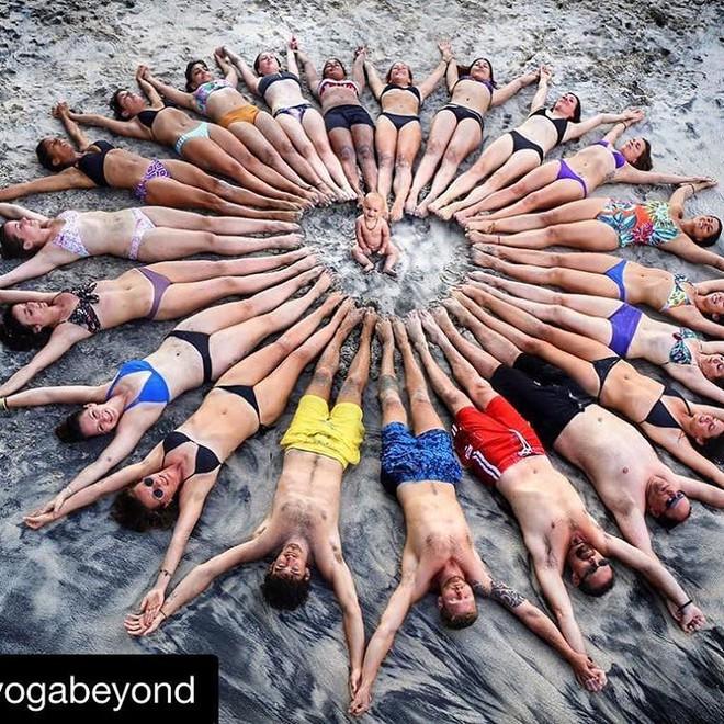 Gia đình Yoga nổi tiếng thế giới: Vì sao họ dành trọn đam mê và tình yêu cho Yoga? - Ảnh 9.
