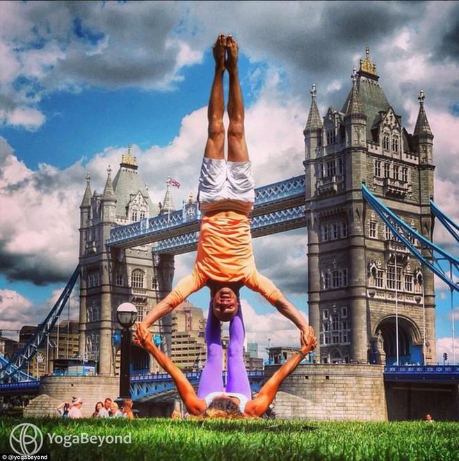 Gia đình Yoga nổi tiếng thế giới: Vì sao họ dành trọn đam mê và tình yêu cho Yoga? - Ảnh 21.