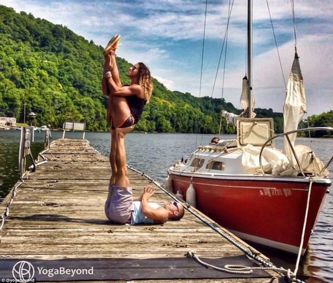 Gia đình Yoga nổi tiếng thế giới: Vì sao họ dành trọn đam mê và tình yêu cho Yoga? - Ảnh 8.