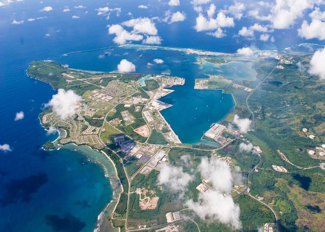 KCNA: Triều Tiên nghiêm túc cân nhắc tấn công phủ đầu nhằm vào đảo Guam - ảnh 1