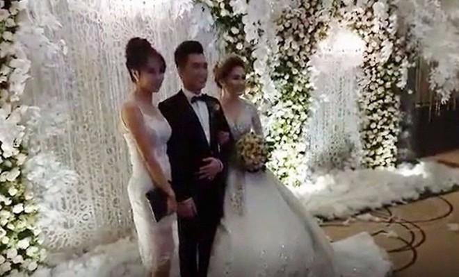 Chồng cũ Phi Thanh Vân khoe tiệc cưới 2 tỷ đồng khi lấy vợ lần 3 - Ảnh 1.