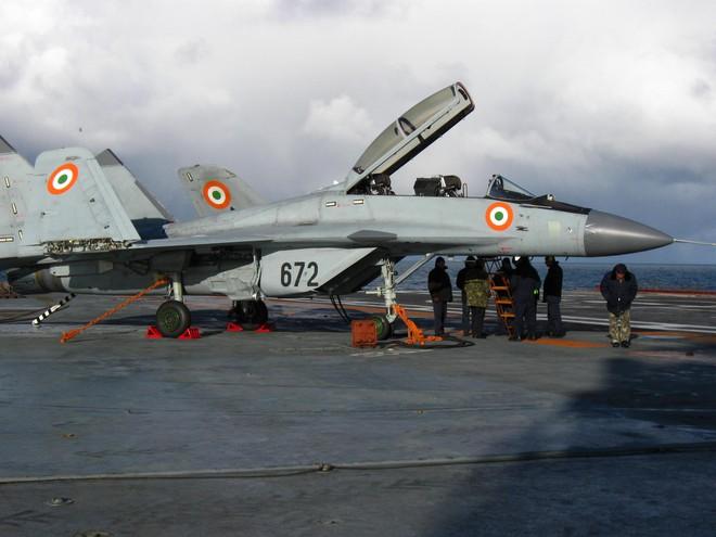 Nga: Nói Ấn Độ không hài lòng về MiG-29 là sai sự thật - Ảnh 1.