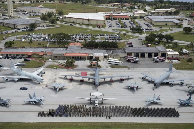 Guam sẽ bị đánh phủ đầu khi Triều Tiên tiến công Mỹ: Nước xa không cứu được lửa gần? - Ảnh 2.
