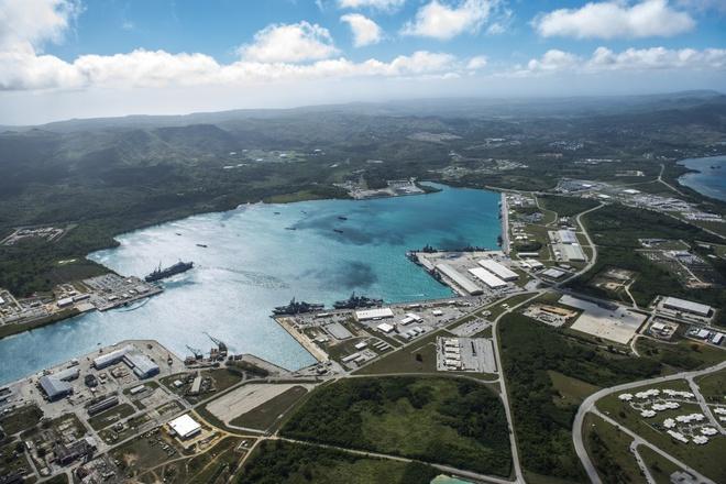 Guam sẽ bị đánh phủ đầu khi Triều Tiên tiến công Mỹ: Nước xa không cứu được lửa gần? - Ảnh 1.