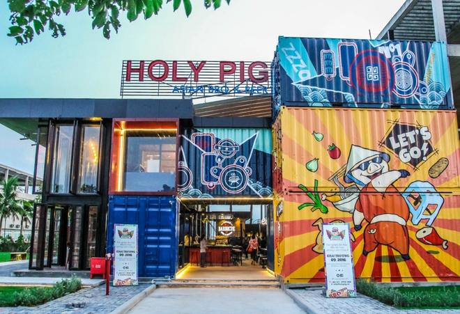 Thưởng thức BBQ phong cách Mỹ tại Đà Nẵng - Ảnh 1.