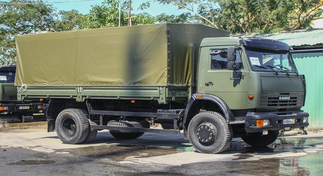 Việt Nam đưa xe quân sự mới vào biên chế: Cơ động mạnh quy mô lớn, nhanh chóng - Ảnh 4.