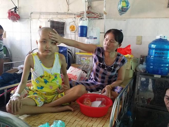 Nghẹn lòng tâm sự của những đứa trẻ mắc bệnh ung thư - Ảnh 2.