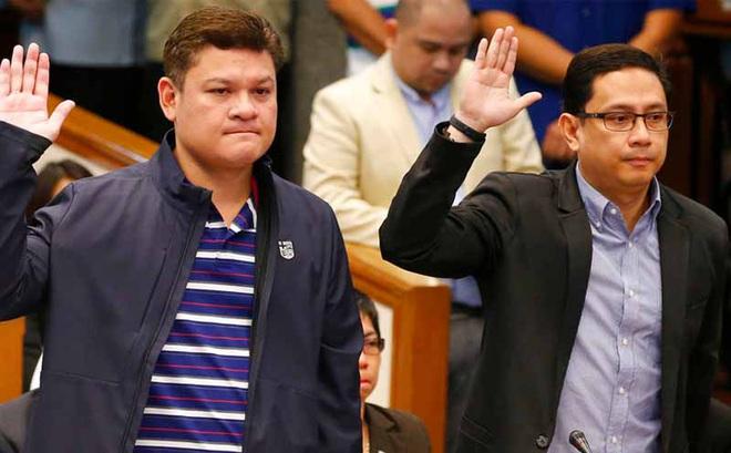 Con trai tổng thống Philippines bị nghi là xã hội đen Trung Quốc, buôn ma túy