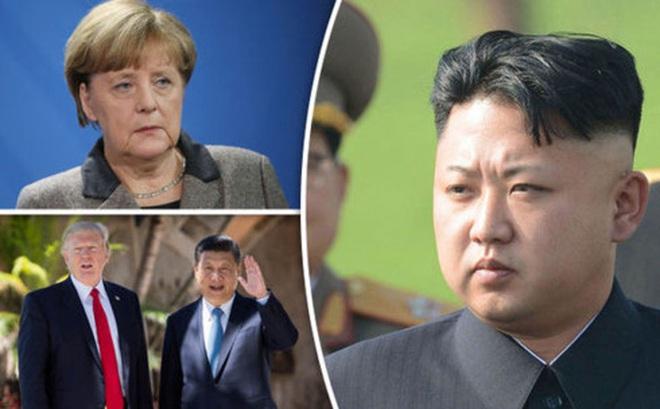 Đức muốn ứng dụng mô hình P5+1 vào xử lý vấn đề hạt nhân Triều Tiên