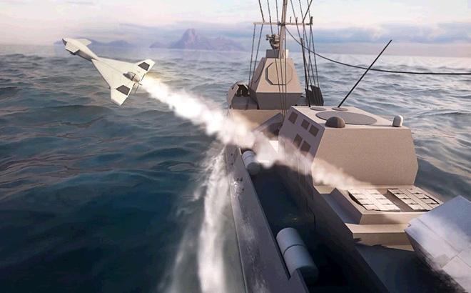 Israel giới thiệu phiên bản hải quân của UAV tự sát