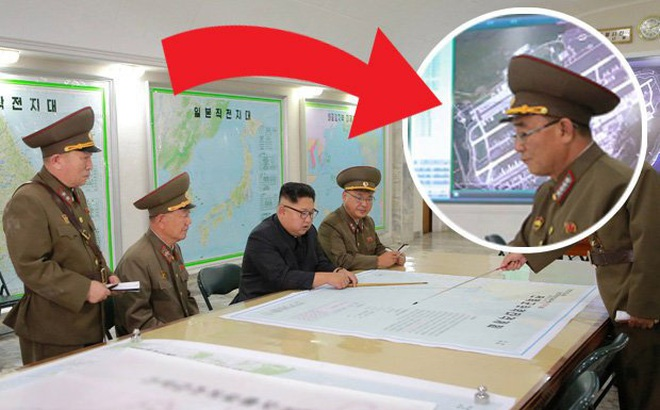 Triều Tiên dùng ảnh vệ tinh từ 6 năm trước cho kế hoạch tấn công Guam