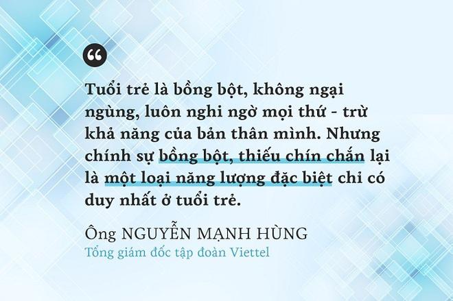 Sẽ có một thế hệ Viettel mới sinh ra từ giới trẻ Việt Nam - Ảnh 1.
