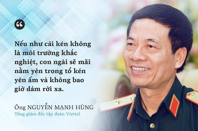 Sẽ có một thế hệ Viettel mới sinh ra từ giới trẻ Việt Nam - Ảnh 2.