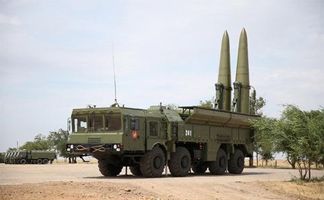 Tại sao Nga vẫn chưa xuất khẩu tổ hợp tên lửa Iskander?