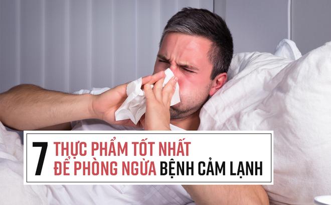 """Người hay bị cảm cúm nhức đầu sổ mũi: Hãy """"bỏ túi"""" ngay 7 lời khuyên hữu ích"""