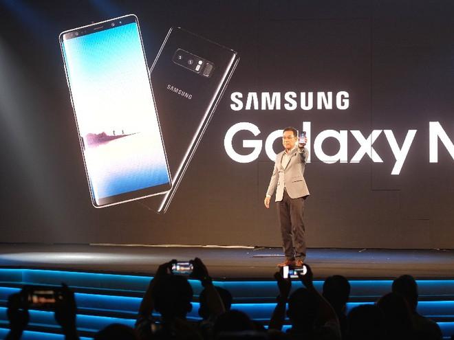 Samsung tung Galaxy Note 8 tại Việt Nam, giá từ 22,5 triệu đồng - Ảnh 1.