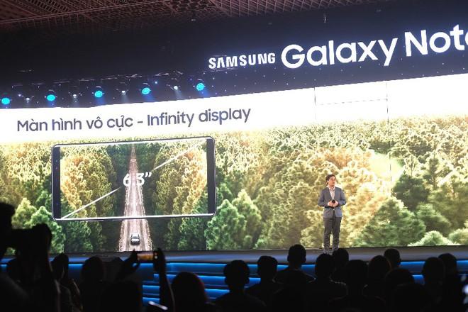 Samsung tung Galaxy Note 8 tại Việt Nam, giá từ 22,5 triệu đồng - Ảnh 2.