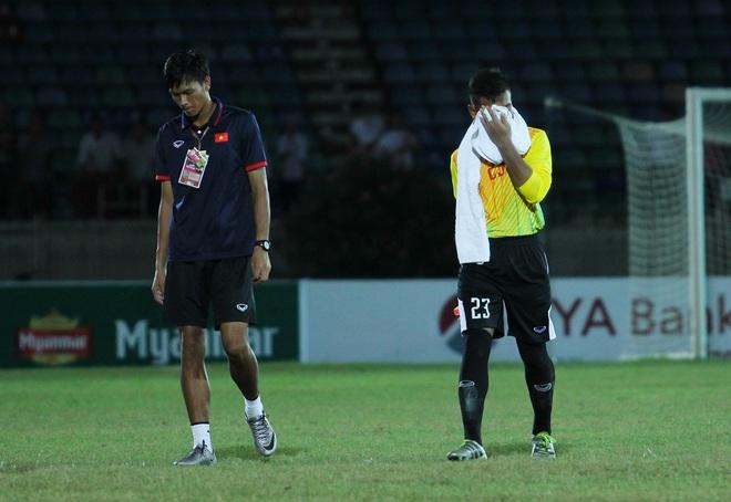 Bóng đá Việt Nam: 1 năm, 6 thủ môn sai lầm, 3 chiến dịch thất bại - Ảnh 1.