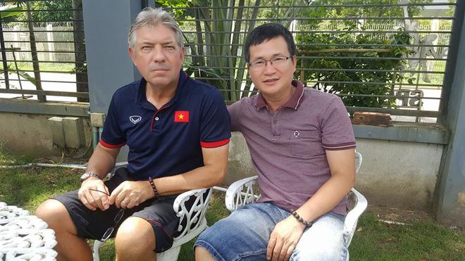 Giám đốc kỹ thuật VFF Jurgen Gede: 'Không phải ai cũng mong U22, U18 Việt Nam thành công - Ảnh 2.