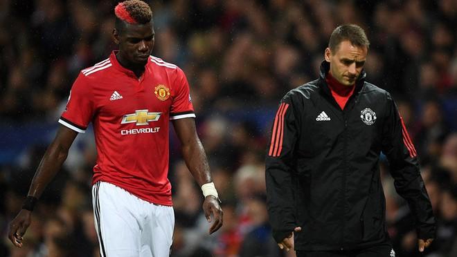 MU mất Pogba một tháng: Sống sao đây, Mourinho? - Ảnh 1.