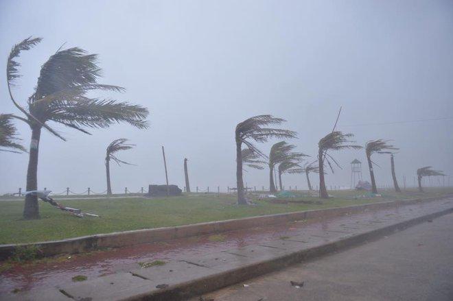 7 người thương vong ở Quảng Bình, 2 tàu chìm ở Quảng Ninh, Nghệ An - Hà Tĩnh tan hoang sau bão - Ảnh 2.