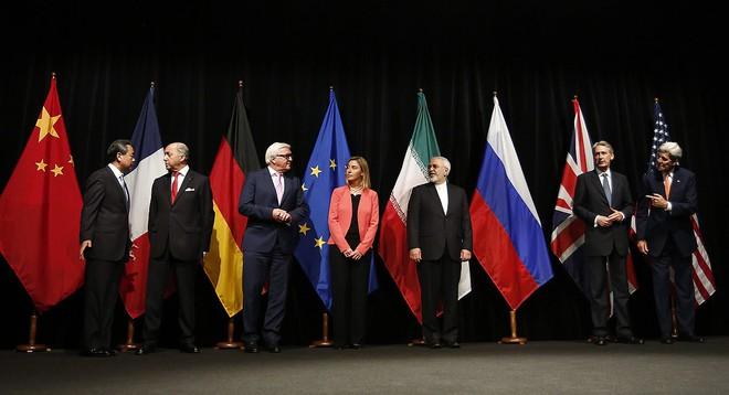 Gai mắt với thỏa thuận hạt nhân Iran, ông Trump muốn bỏ ván bài cũ, chơi ván mới? - ảnh 1