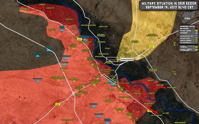 NÓNG:  Nga tổn thất lớn, 3 lính đặc nhiệm hy sinh ngay cửa ngõ Deir Ezzor, Syria?