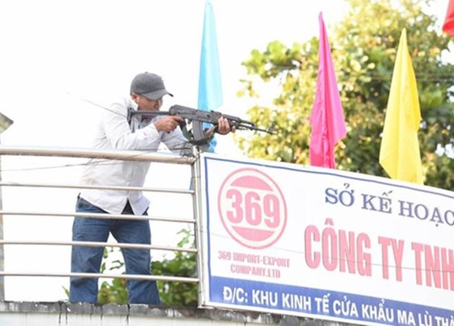 Quân đội Việt Nam và Trung Quốc phối hợp tổ chức diễn tập liên hợp chống khủng bố - Ảnh 6.