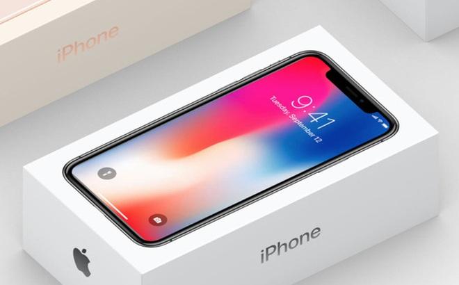 Hộp đựng iPhone X lộ diện trước ngày mở bán chính thức