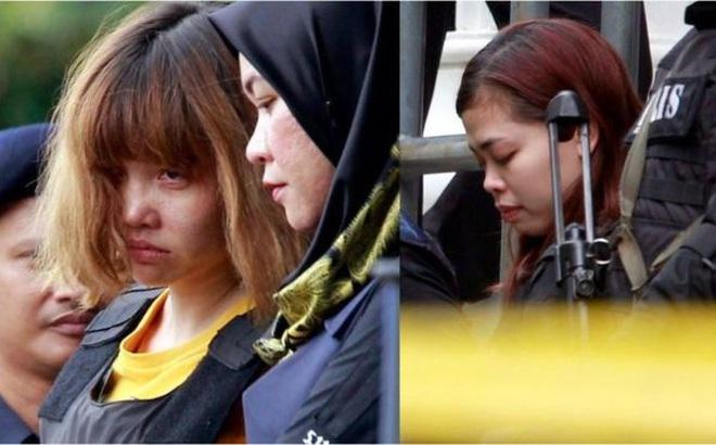 Vụ sát hại Kim Jong Nam: Phát hiện chất độc VX trên người Đoàn Thị Hương và Siti Aisyah