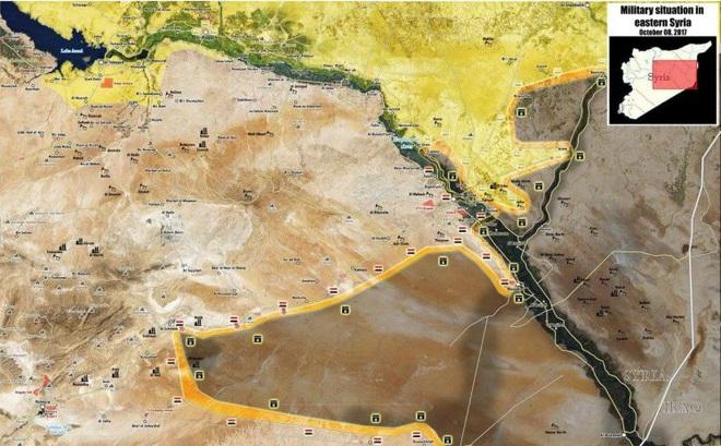 """NÓNG: QĐ Syria đã chiếm được một nửa """"thủ đô"""" của IS, chờ tin thắng trận hoàn toàn"""