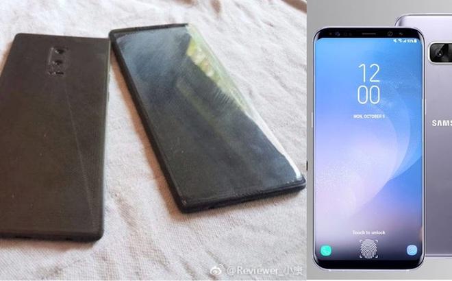 Samsung Galaxy Note9 sẽ đi đầu với cảm biến vân tay dưới màn hình?