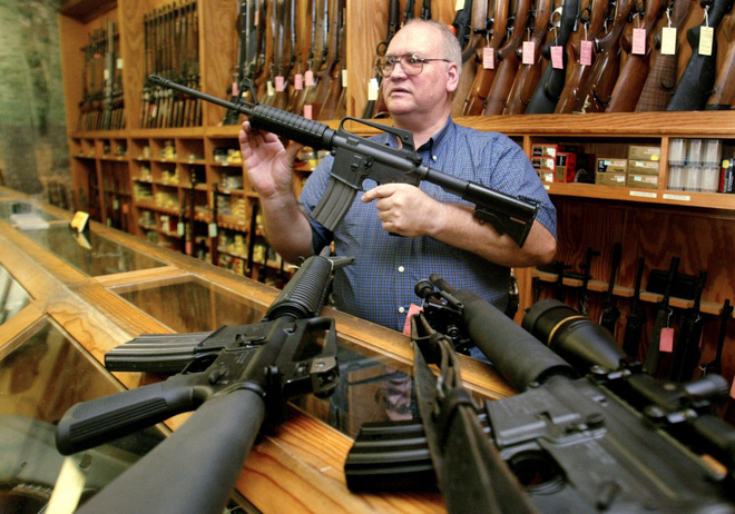 Vì sao việc cấm súng đạn hoàn toàn sẽ không bao giờ xảy ra ở nước Mỹ? - Ảnh 9.