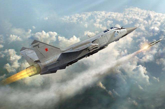 S-300, S-400 và MiG-31 Nga là bại tướng trước truyền nhân bí ẩn của Chim đen SR-71 Mỹ? - Ảnh 2.
