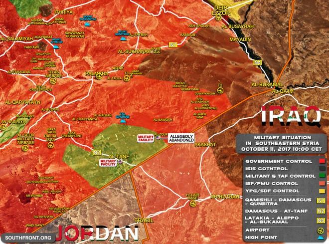 Bị dồn vào chỗ chết, nhiều phiến quân FSA do Mỹ hậu thuẫn đầu hàng QĐ Syria: Khai tin mật - ảnh 1