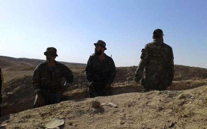 NÓNG: QĐ Syria lại ào ạt vượt sông Euphrates tới cầu chiến lược, IS ở Deir Ezzor lâm nguy