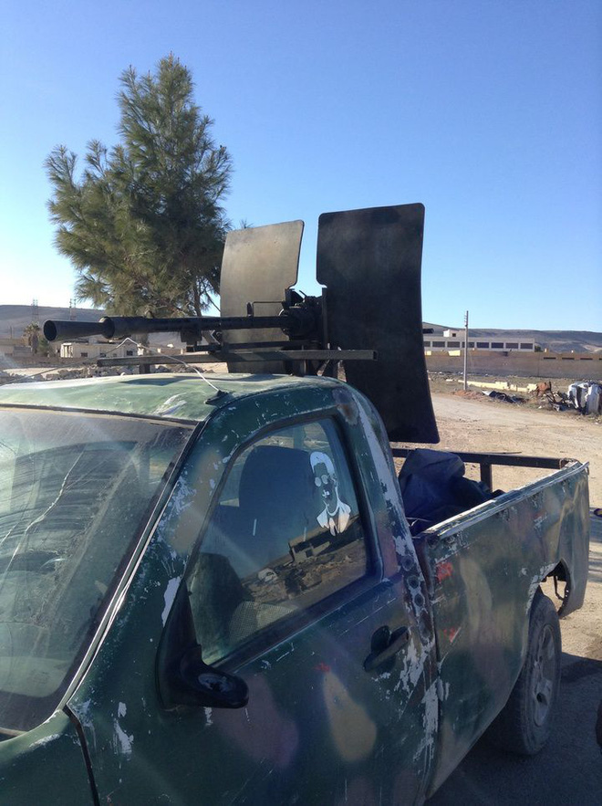 Phỏng vấn lính đánh thuê Nga ở Syria: Tiết lộ những bí mật động trời - Ảnh 1.