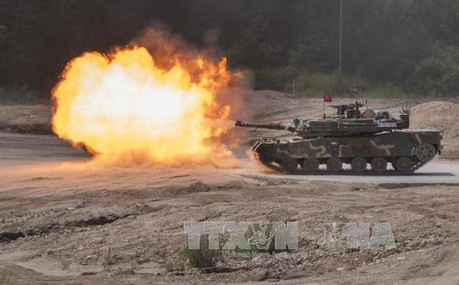 Giữa căng thẳng Triều Tiên, Hàn Quốc tăng cường sản xuất xe tăng hiện đại