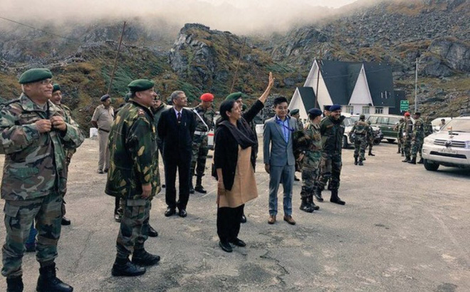 Ấn Độ nâng cấp hạ tầng đối phó với Trung Quốc