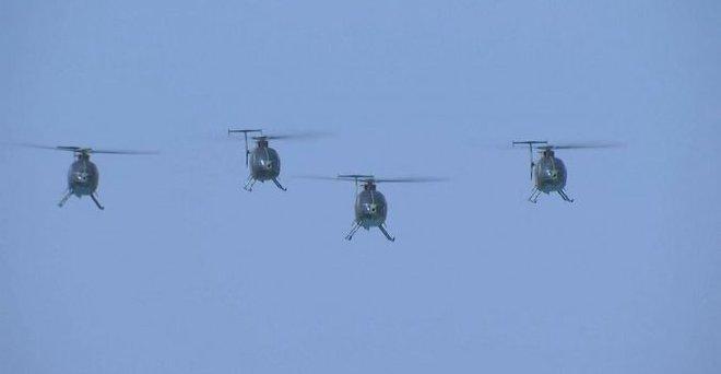Tóm gần 100 trực thăng: Cú lừa ngoạn mục Triều Tiên dành cho Mỹ, CIA biết mà đành câm nín - Ảnh 3.