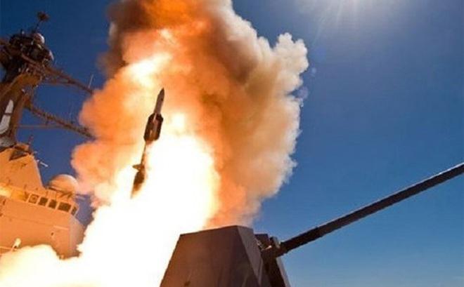 Mỹ phóng thử thành công tên lửa đánh chặn SM-6