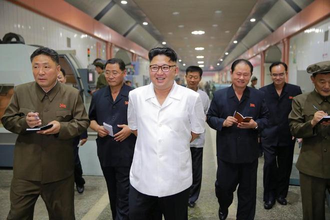 Hé lộ vũ khí mạnh không kém tên lửa, hạt nhân của Triều Tiên - Ảnh 1.