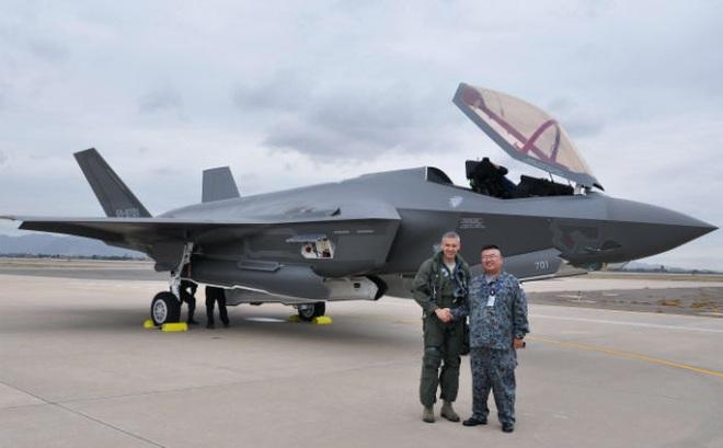 Có tiêm kích tàng hình F-35A, KQ Nhật bật vọt trước áp lực Trung Quốc