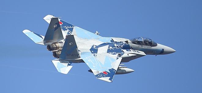 Có tiêm kích tàng hình F-35A, KQ Nhật bật vọt trước áp lực Trung Quốc - Ảnh 2.